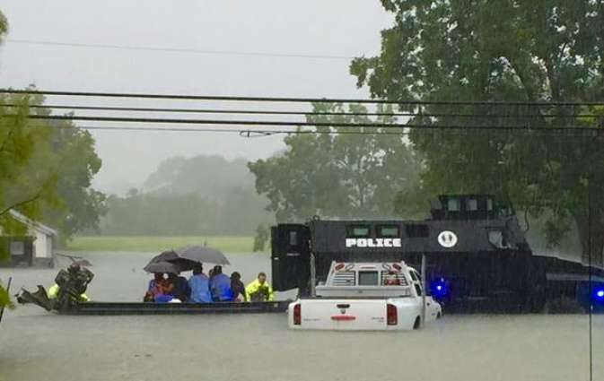 America: Flood in Louisiana, 13 people killed