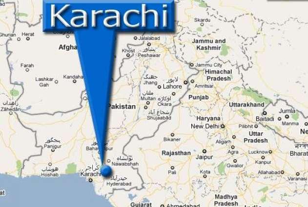 Karachi: Newly wedded groom arrested for car's tinted window glass