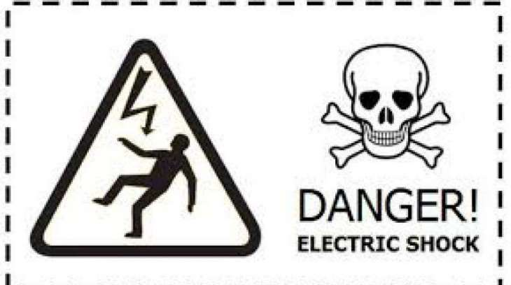 Two electrocuted