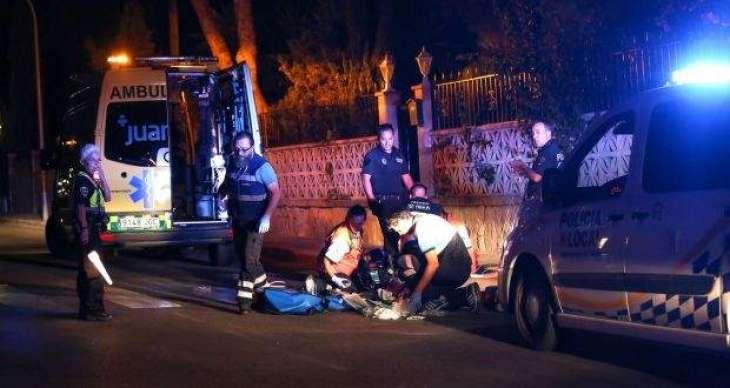 Irishman shot dead on Majorca holiday island