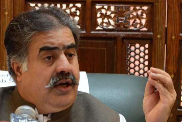 Separatists being funded by India in Balochistan, says Zehri