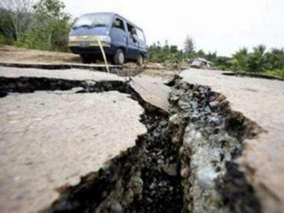 بلوچستان دے ضلعے چمن تے پشین دے علاقیں اچ زلزلے دے جھٹکے