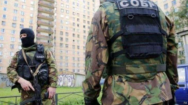 روس: سیکورٹی فورسز دی کارروائی، 6 شدت پسندہلاک