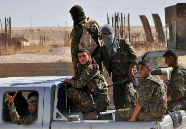 Syrian aircraft hit Kurd-held area for first time: monitor