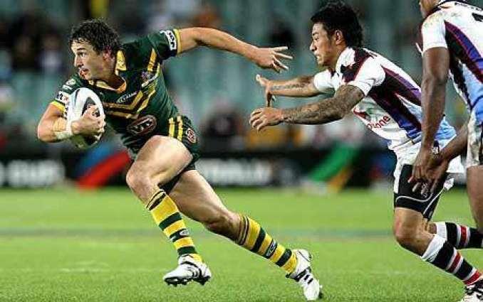 RugbyL: Australian NRL result