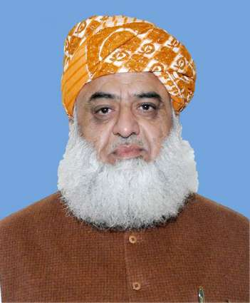 Khurshid Shah met Fazal Urrehman at Islamabad airport