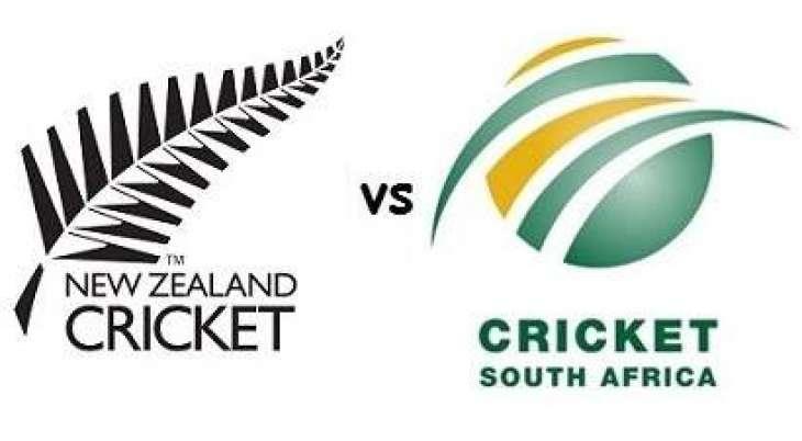 جنوبی افریقا تے نیوزی لینڈ وچکار پہلا ٹیسٹ میچ جمعے نوں کھیڈیا جاوے گا