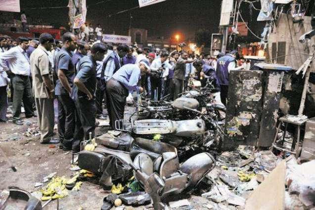 نویں دِلی:دھماکے نال 3 بندے ہلاک