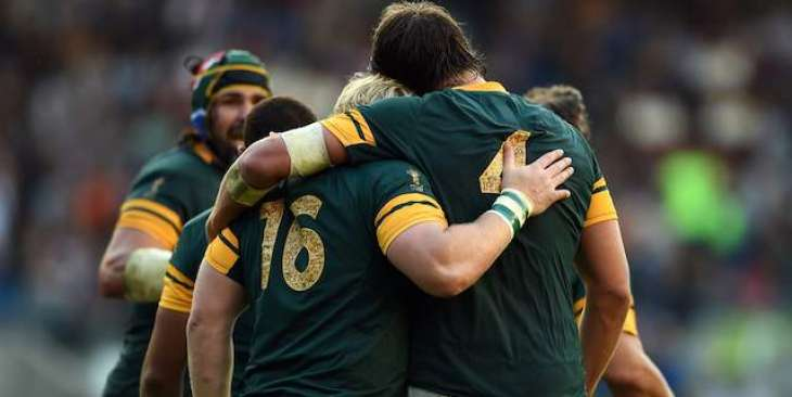 RugbyU: South Africa team to play Argentina