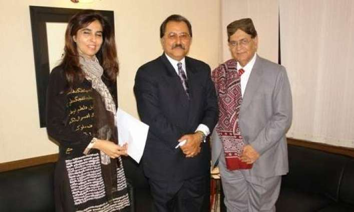US keen to promote investment in Sindh: Chairman SBI