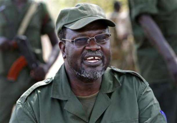 Ex-S.Sudan VP Machar 'safe' in DR Congo