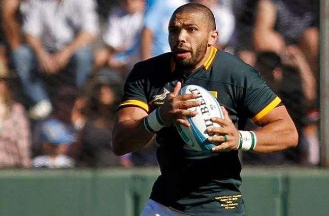 RugbyU: Springboks recall Goosen for Argentina Test