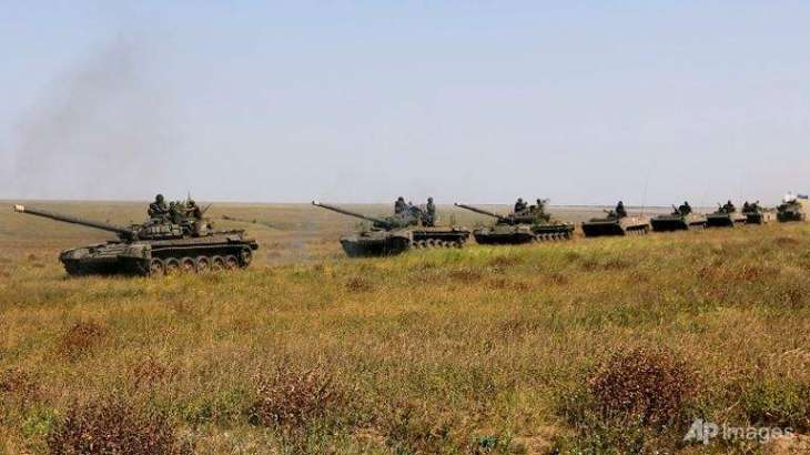 Ukraine reports three killed in 'heaviest fighting for a year'