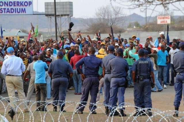 S.Africa ready to pay Marikana damages, says government