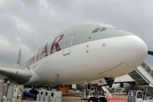 'Bird strike' forces Qatar Airways jet into emergency landing