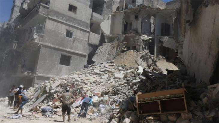 Syrian regime pounds rebel route to Aleppo