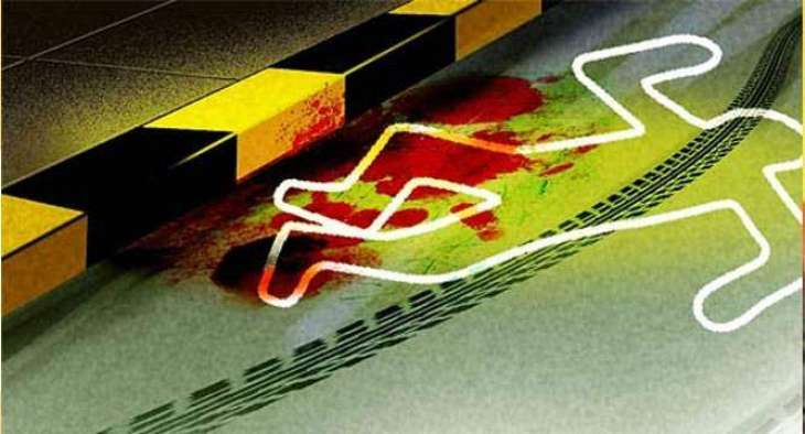 Youth killed on road