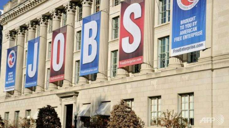 US jobless claims continue fall in August