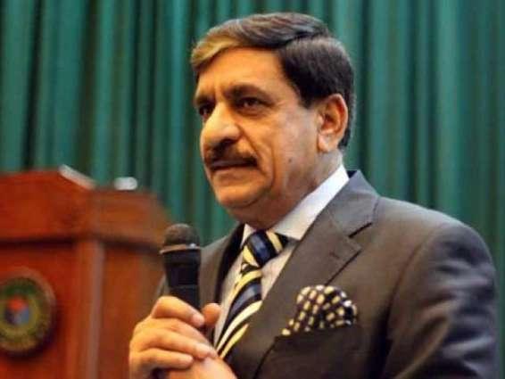 مشیر برائے قومی سلامتی لیفٹیننٹ جنرل (ر) ناصر جنجوعہ ' نیشنل ایکشن پلان تے عملدرآمدسانگے بنڑی کمیٹی دا اجلاس سونوار کوں سڈ گھدا