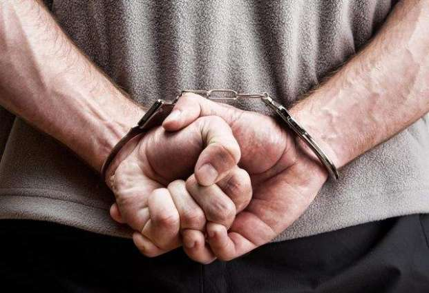 Three dacoits arrested