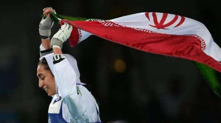 Olympics: Jordanian and Iranian make history in taekwondo