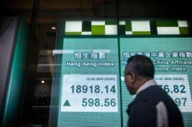 Hong Kong stocks open higher after oil's rise