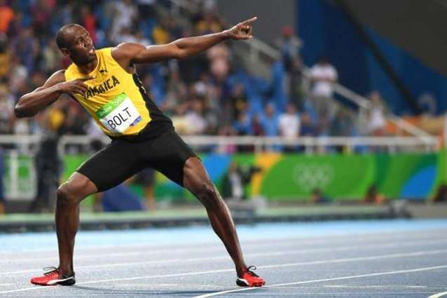Olympics: 'Ageing' Bolt takes second Rio gold