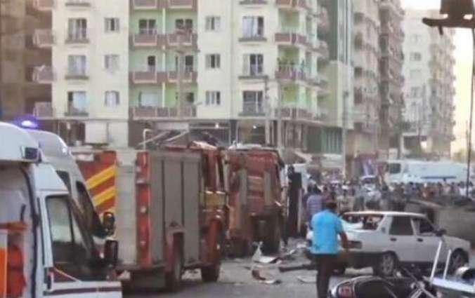 پاکستا ن دی ترکی دے مختلف حصیں اچ دہشت گرداں دے حملیں دی مذمت