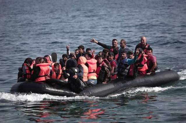 50 migrants rescued after being stranded off Greece