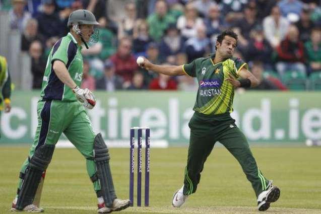 پاکستان و آئر لینڈ نا کرکٹ ٹیم آتا ارٹ میکو و آخری ون ڈن میچ (اینو) گوازی کننگک