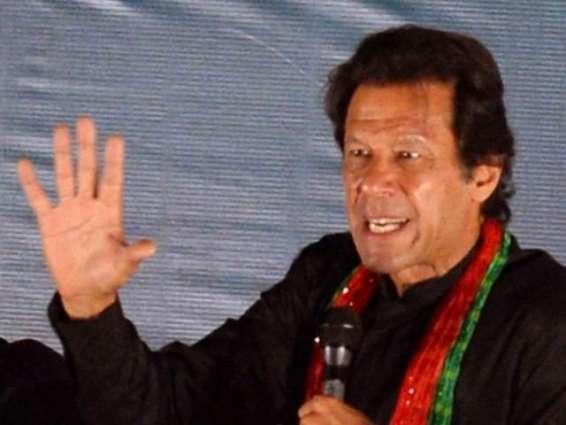 Chairman PTI Imran Khan telephones to annoyed members of PTI
