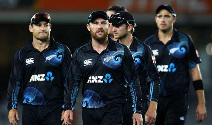 Cricket: South Africa v New Zealand scoreboard