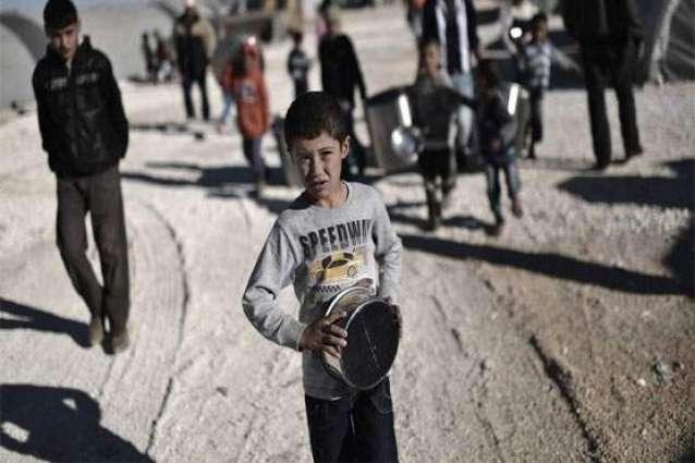 13 ill children evacuated from Syria's besieged Madaya: doctors