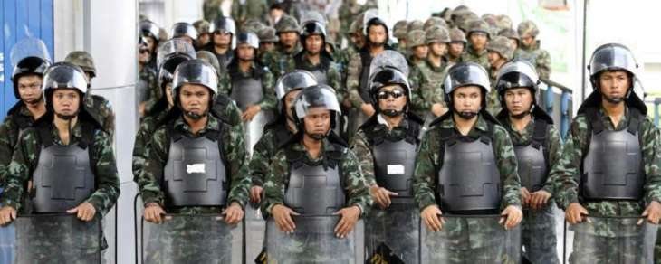 UN condemns 'mounting' Thai junta rights restrictions