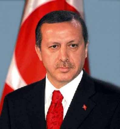 الرئيس التركي يلتقي الوفد البرلماني الباكستاني