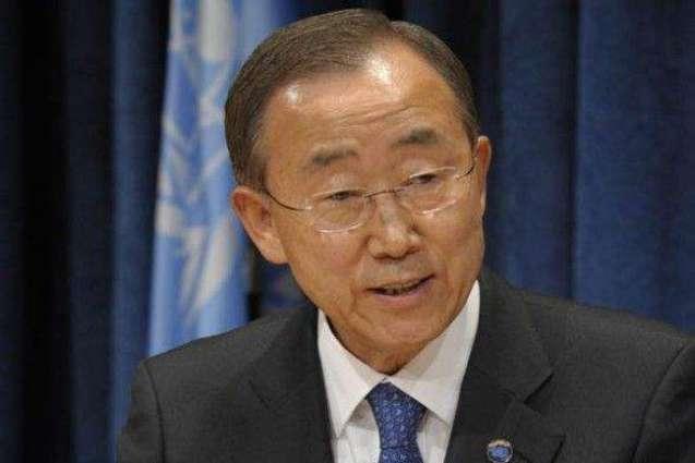 الأمين العام للأمم المتحدة يعرب عن قلقه البالغ على مقتل الكشميريين بنيران القوات الهندية في وادي كشمير المحتلة
