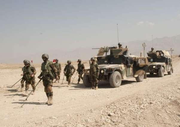 مقتل 11 إرهابيا في منطقة خيبر القبلية قرب الحدود مع أفغانستان