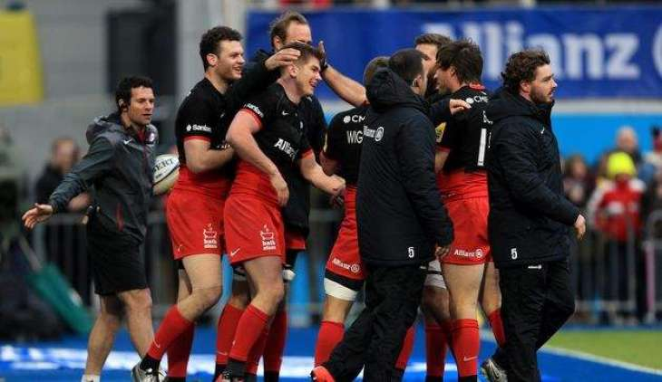 RugbyU: Challenge Cup dates for Saracens and rivals=