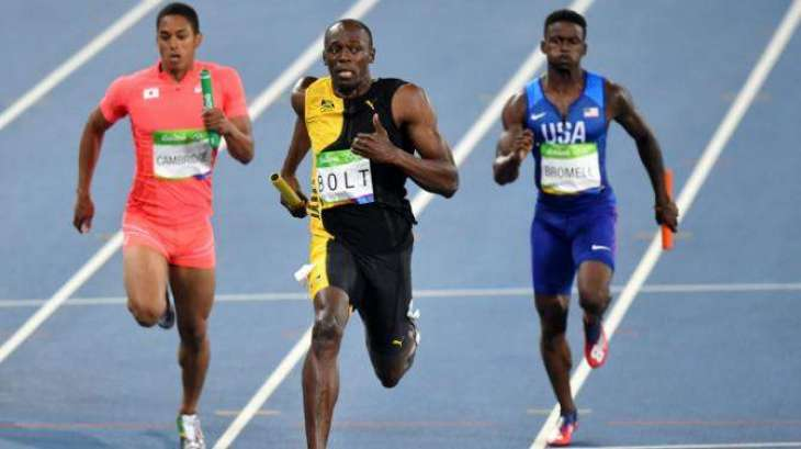 Olympics: United States disqualified from bronze in 4x100m relay