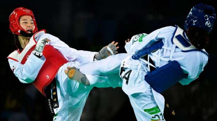 Olympics: Korea's Oh Hy-Eri wins women's under-67kg taekwondo gold