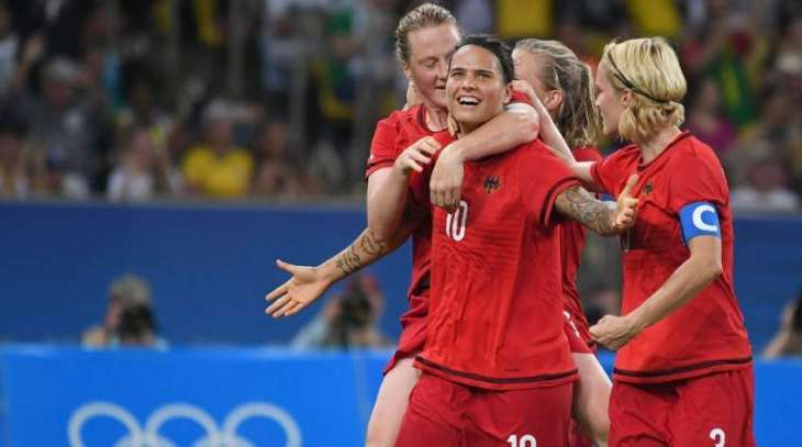Olympics: Germany win women's football gold