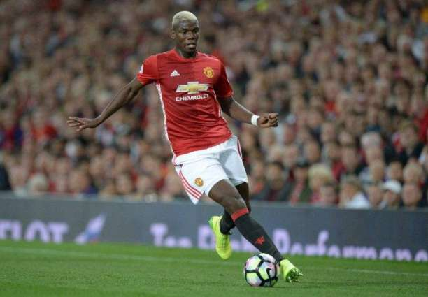 Football: Pogba quickly at home on second Man Utd debut