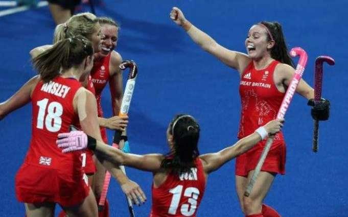Olympics: Britain win first women's hockey gold