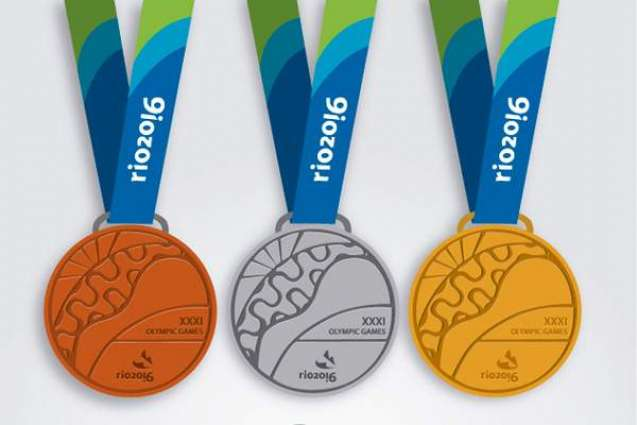 Rio Olympics medals table