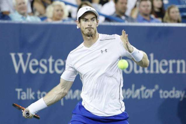 Tennis: Murray sets up semi-final with Raonic in Cincy tennis