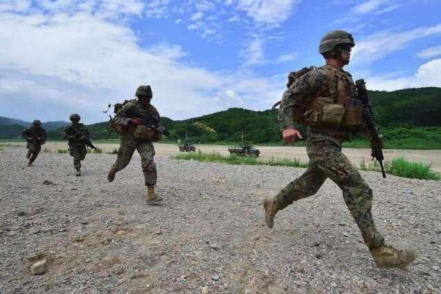 S. Korea-US military drill shadowed by N. Korea threats    By Giles HEWITT