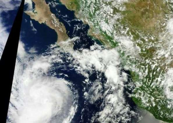 Diminished threat to Mexico coast from Tropical Storm Kay: US forecasters