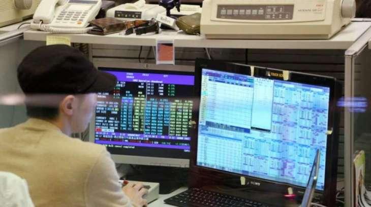 Hong Kong, Shanghai stocks end morning lower