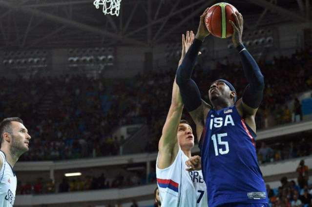 Olympics: Seniors rule in USA's run to basketball gold
