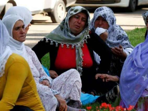 Turkey seeks to identify child suicide bomber